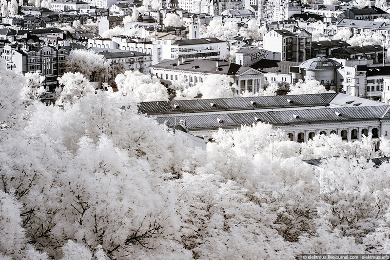 Infrared Kiev: Andrews Descent