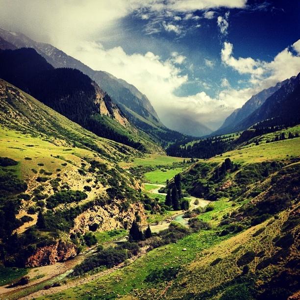 Instagram Kirgizia
