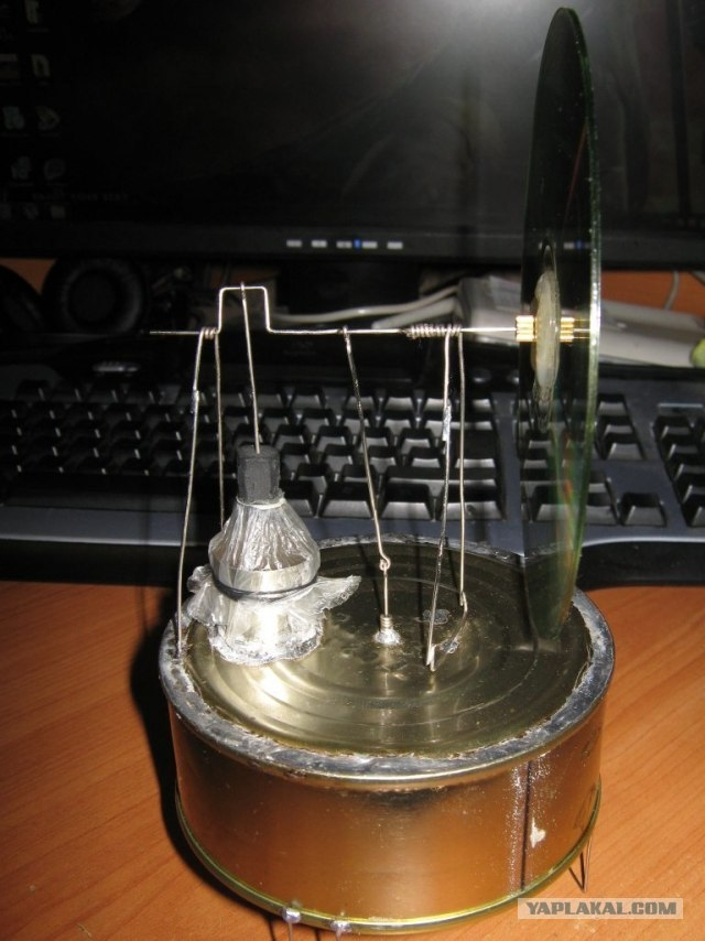 Do-It-Yourself: Internal Combustion Engine
