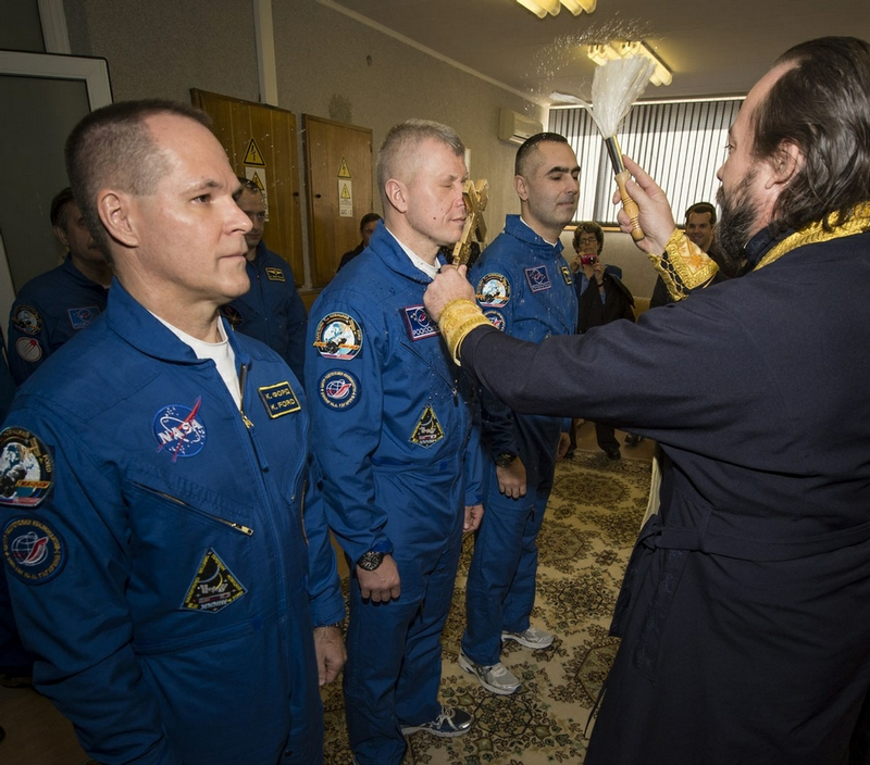 The New Crew Is About to Come to the ISS