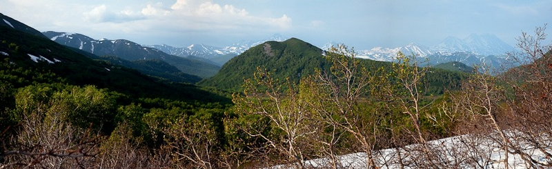 Spending One Month In Kamchatka