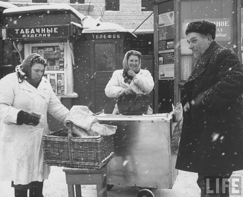 Moscow Winter Of 1959