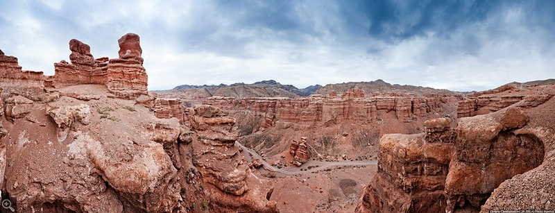 Grand Canyon In The Kazakh Way
