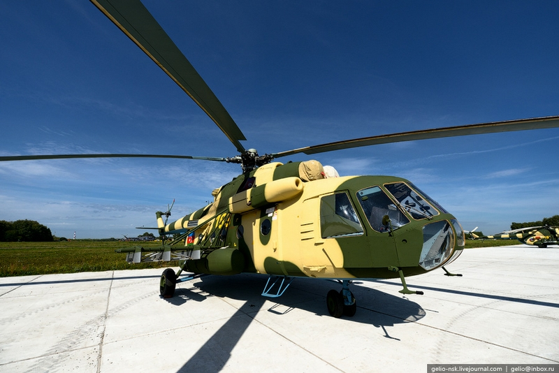 The Plant Making Russian Helicopters