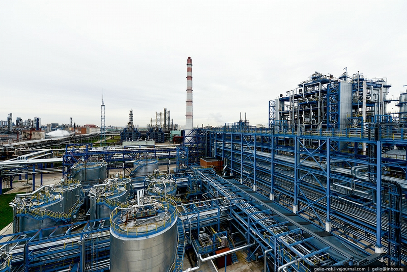 The Largest Supplier of Polyethylene In Russia