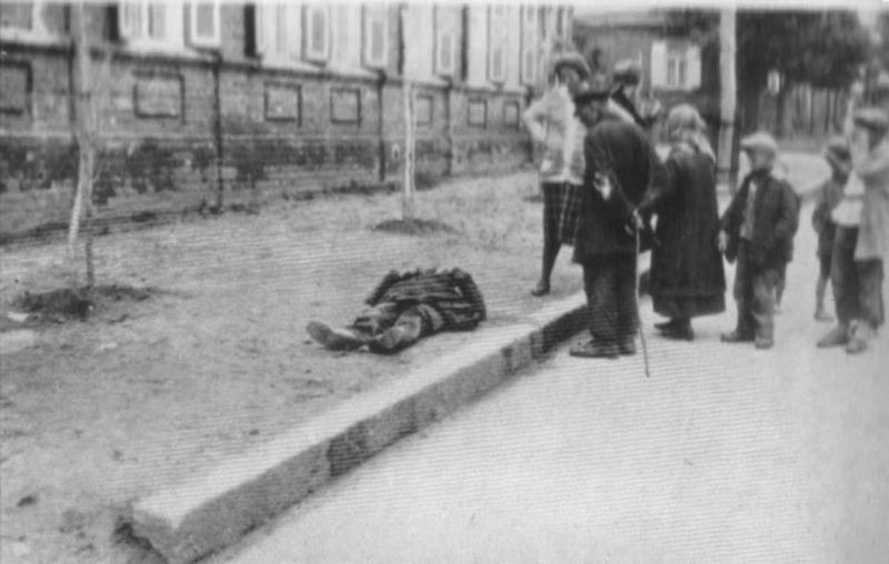 Hunger In Kharkiv 1933