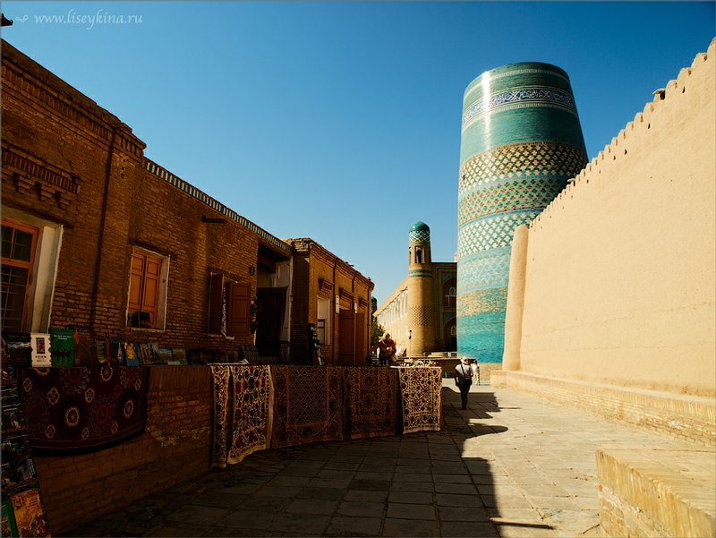 Khiva: People, Culture And History