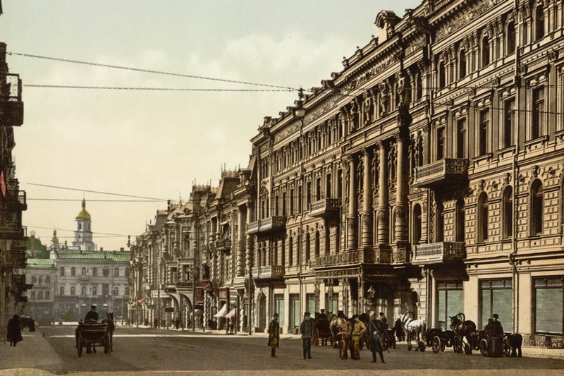 What Changed About Kiev During The Past 100 Years