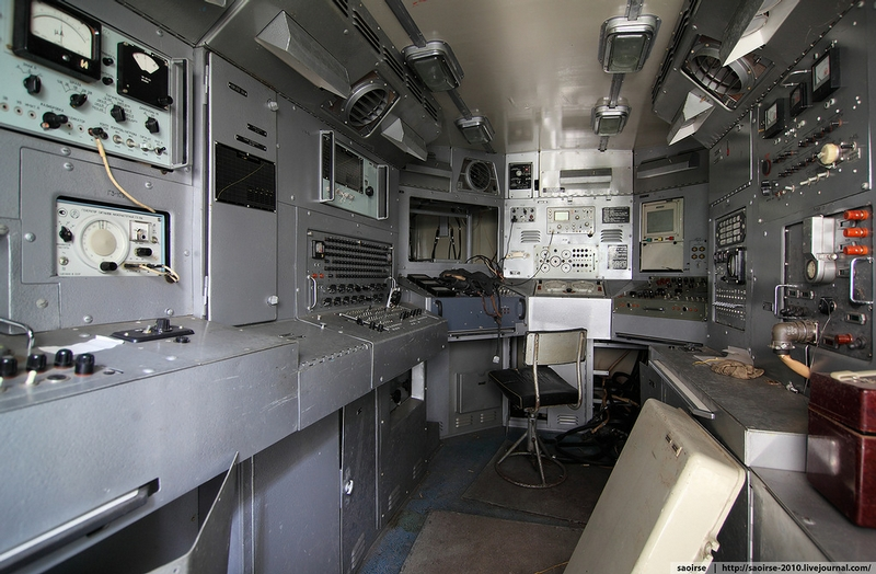 Partially Abandoned Secret Military Unit