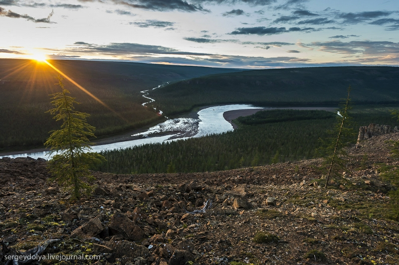 One Journey to the Wild Northern Land