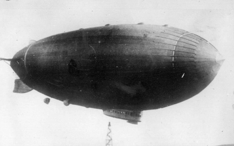 About Soviet Airships