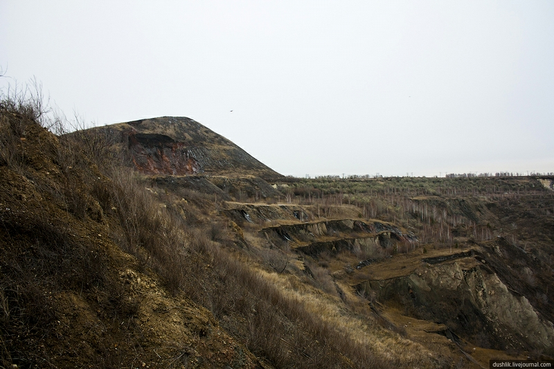The Forgotten Coal Mine