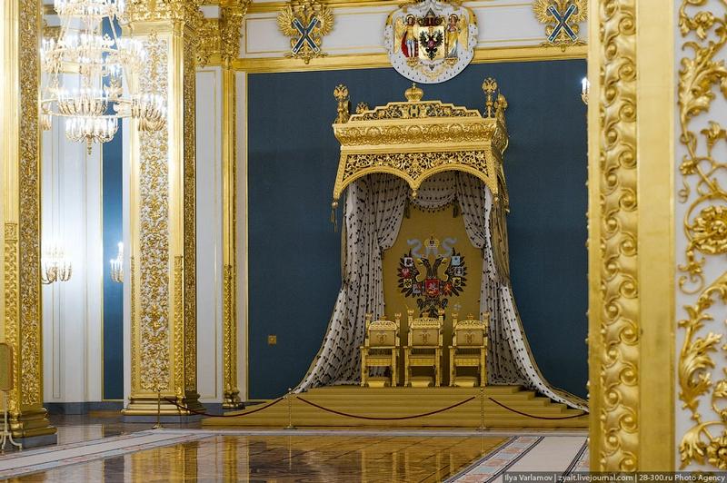 Kremlin Luxury Inside Photos