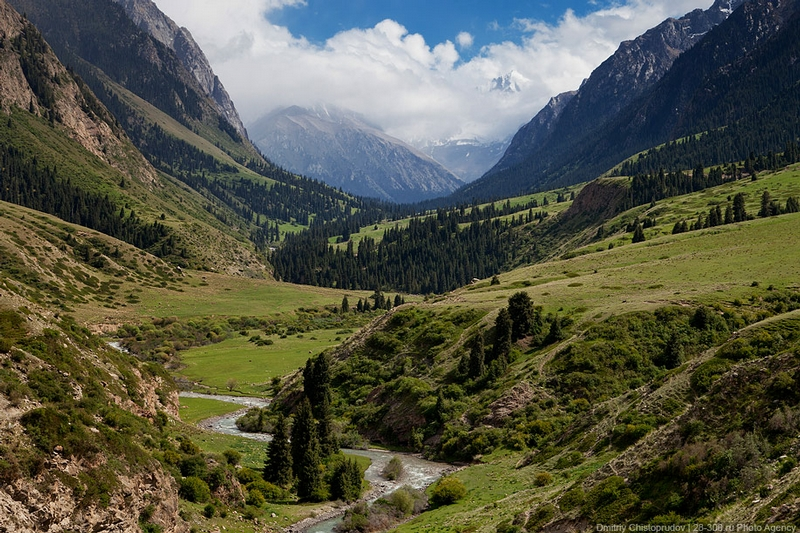 Photo Tour In Kyrgyzstan