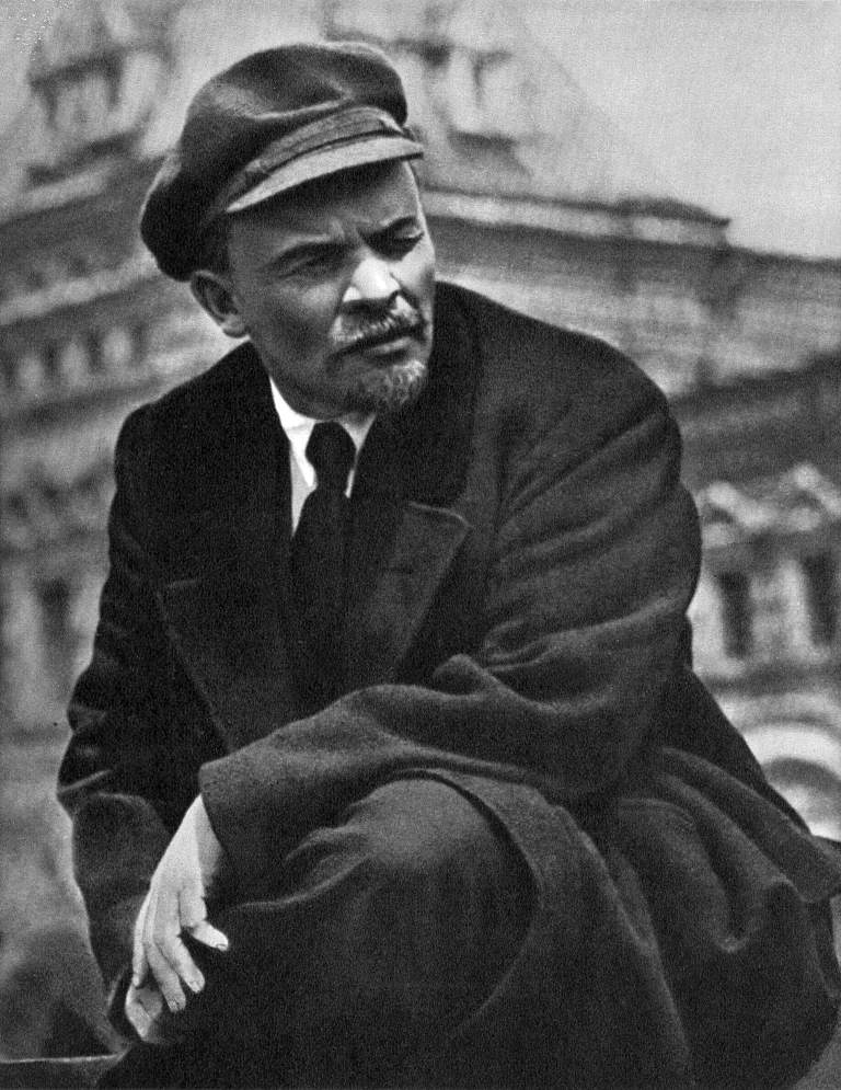 of Vladimir Ilyich Lenin   Lenin