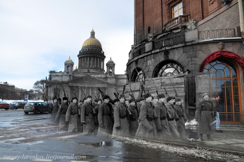Echo Of The Siege Of Leningrad
