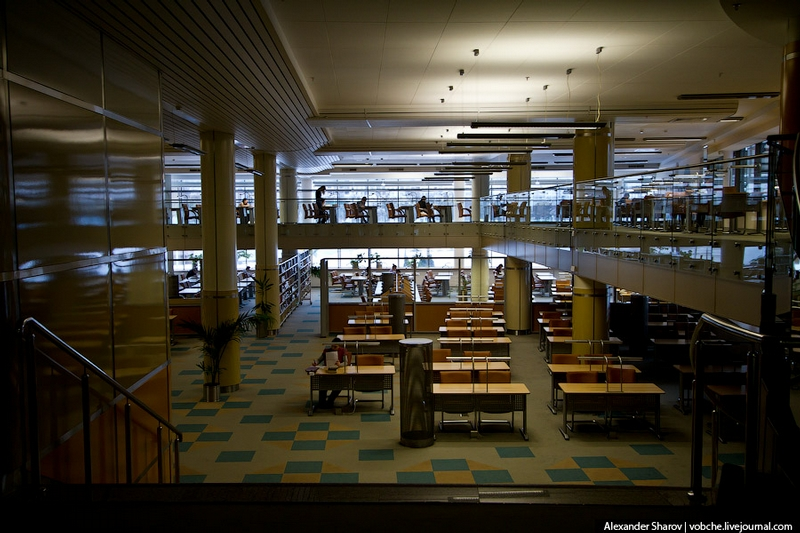 One Of The Largest Libraries In The World