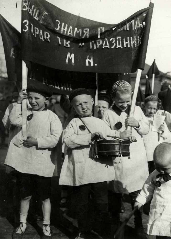Moscow Of The 1920s In Pictures By International Photographers