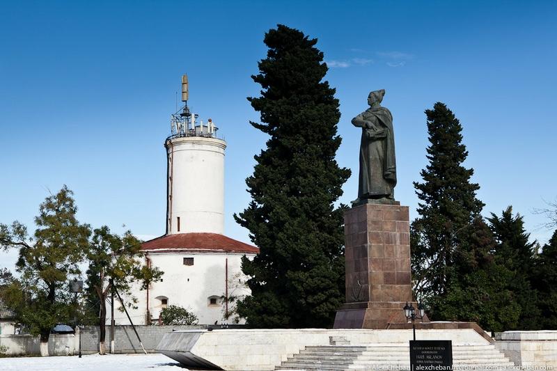 ��� ������ ��� ����� Lighthouses Of The Caspian Sea