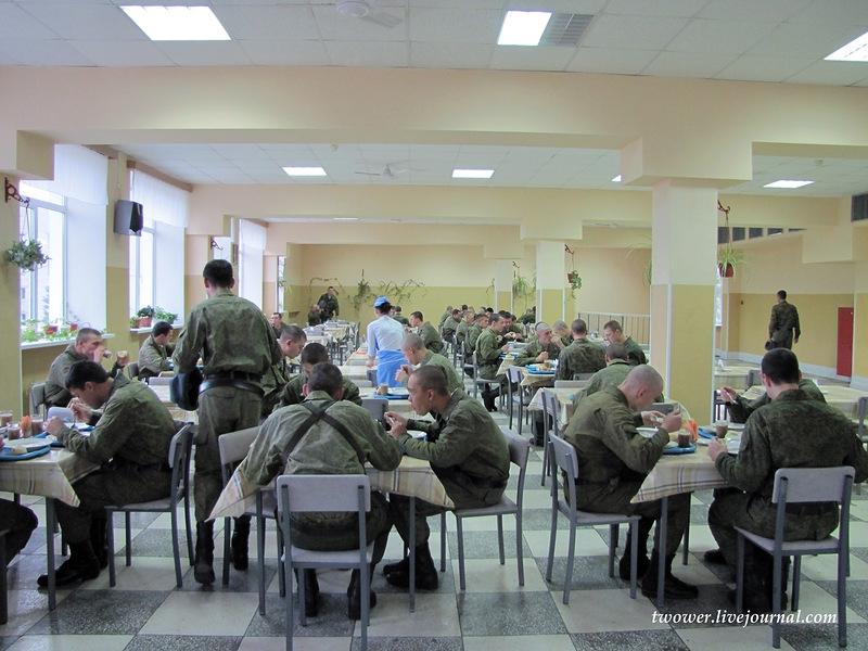 Serving Conditions of A Special Assault Brigade