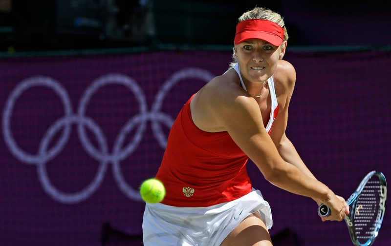 Russia At the Olympic Games In London