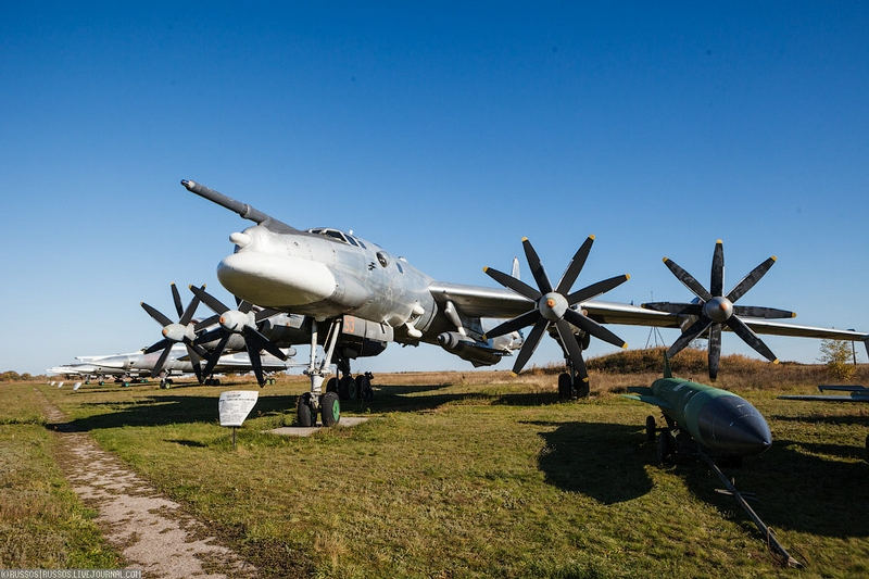 Museum of Long Range Aviation In Engels