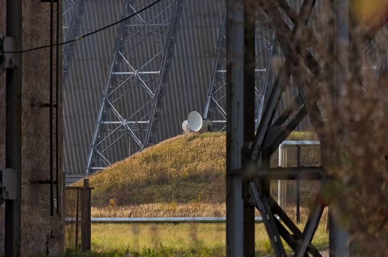 Approaching the Abandoned Soviet Radar