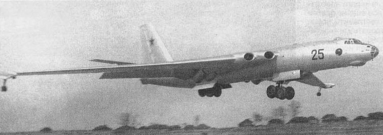 M4, the Big Soviet Strategic Bomber