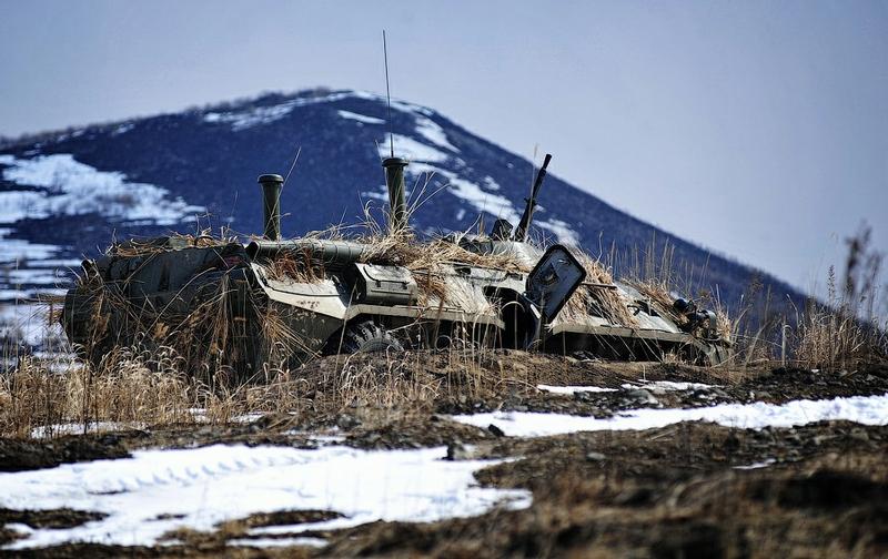 Tactical Maneuvers On The Klerk Peninsula