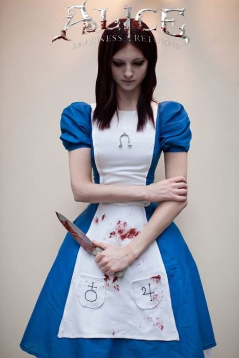 The REAL Bioshock Girl: Russian Girl Becomes The Face Of the World Famous Game