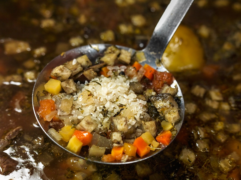 The Uzbek Dish For Your Table: Mastava