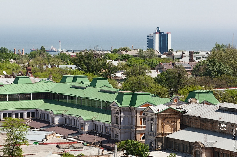 May In Odessa