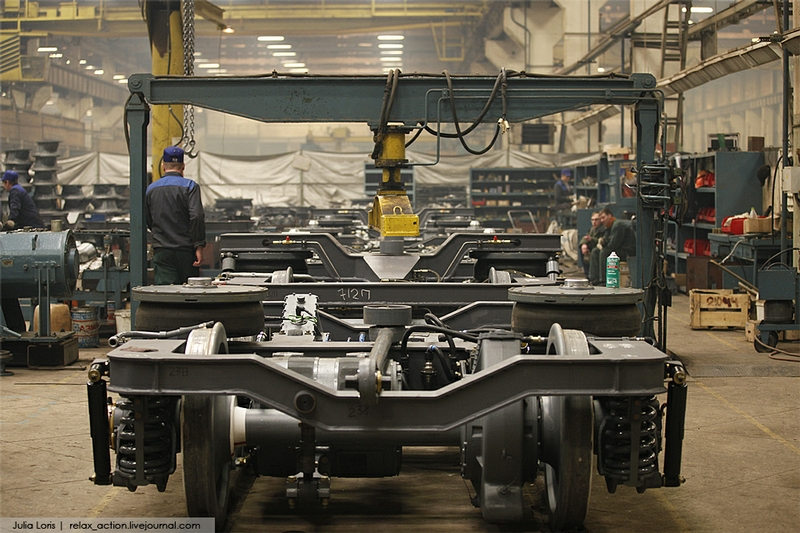 Mytishchi Russia  city images : ... Cars Production In Mytishchi, The Moscow Region | English Russia