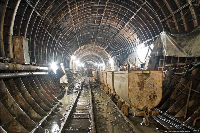 Mine Shaft 14, Dnepropetrovsk