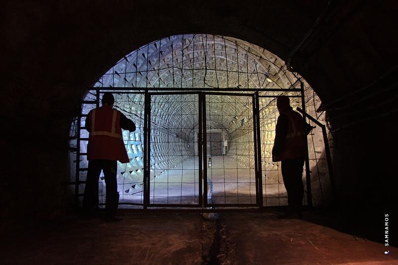 Underground Inspection In Saint Petersburg