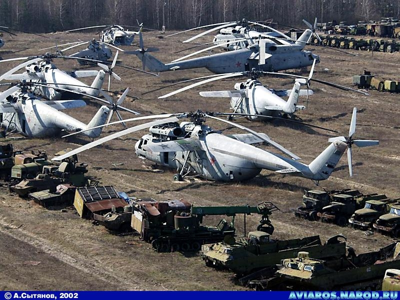 World Biggest Helicopter: Mi 26
