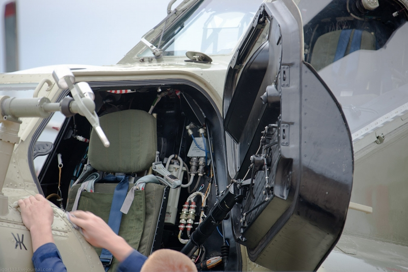 Helicopters Mi-28: Detailed Photos And Flights