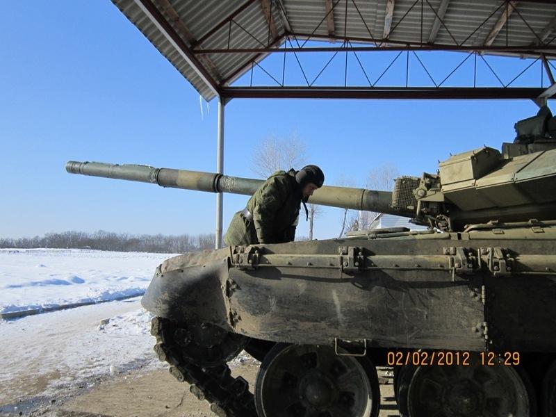 Military Base #7 In Abhkazia