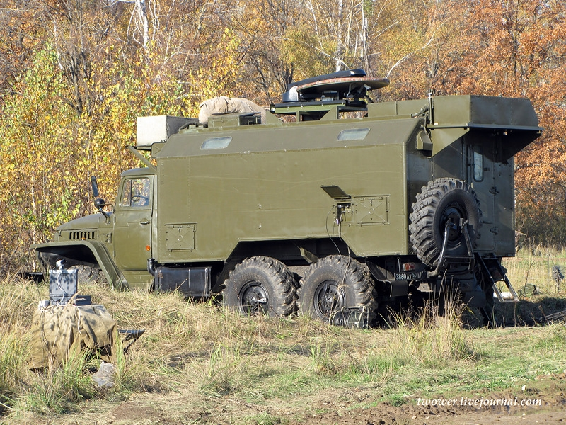 One Military Brigade And Its Equipment