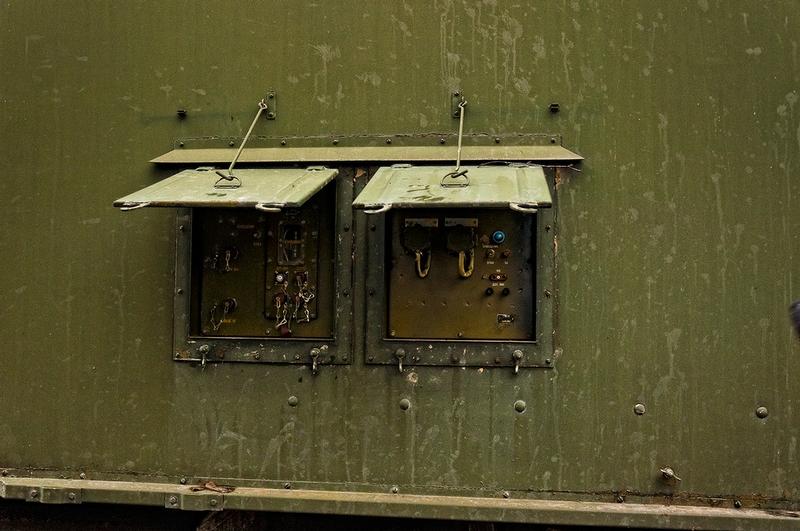 Military Hardware Cemetery