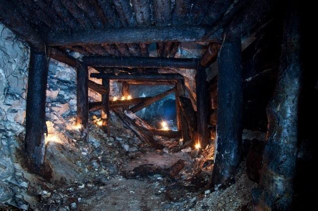 Destiny of Abandoned Mines