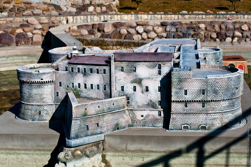 Miniature Italy