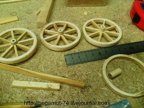 All Started From a Wheel