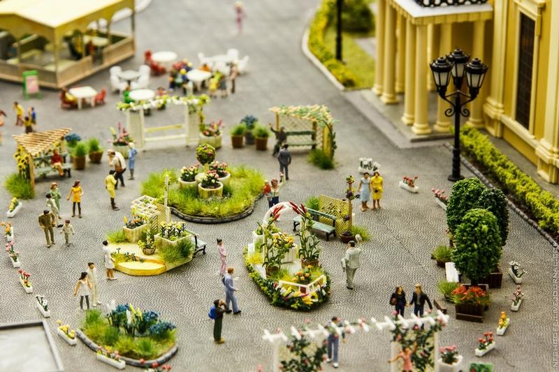 Russia In Miniature