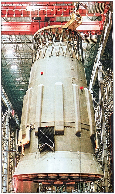 Launch Vehicle N1 - The Biggest Launch Fail