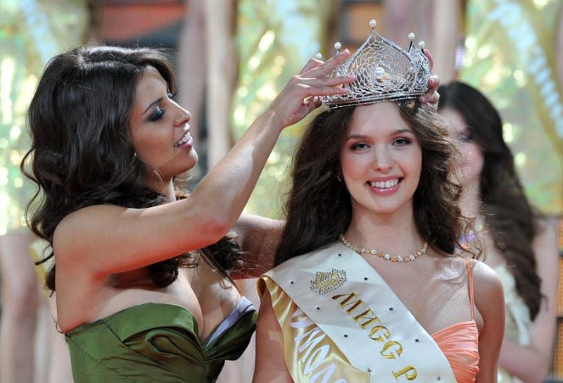 صور ملكة جمال روسيا لعام 2012