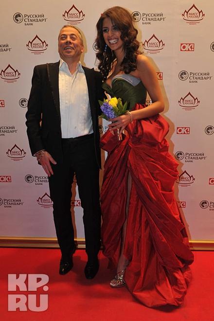 Conoce a la Miss Rusia 2012 - Apto