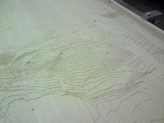 Как сделать макет рельефа