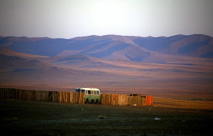 Black Ninjas of Mongolian Valleys