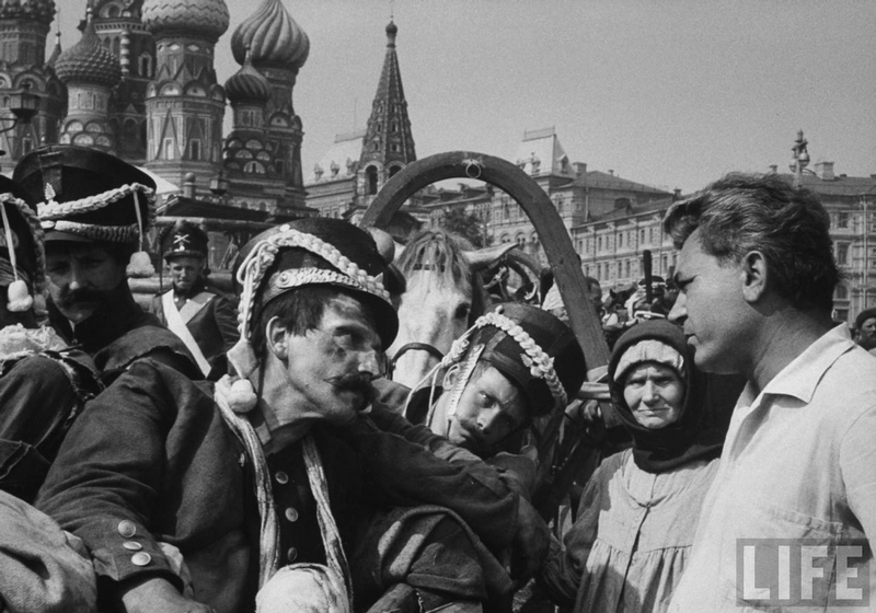 1962 In Moscow